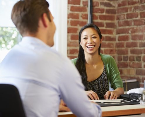 Ask these questions at your next job interview to leave a lasting impression