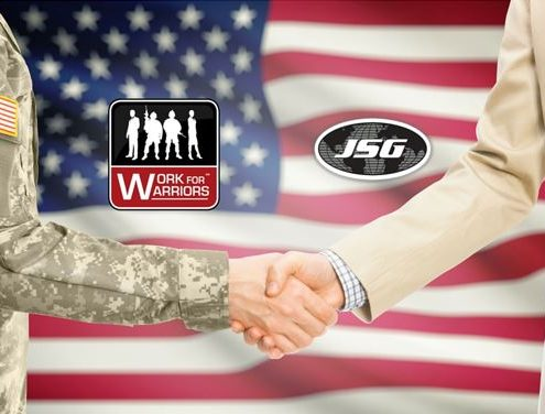 JSG Partners With Work For Warriors
