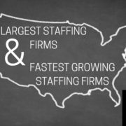 Staffing Industry Analysts 2016 Largest Staffing Firms & Fastest Growing Staffing Firms