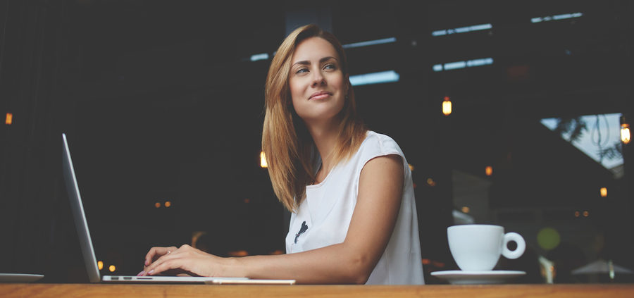 How Blogging Can Land You The Job Of Your Dreams, blog, new, online, new trends, Johnson Service Group, Johnson Search Group, jobs, hire,