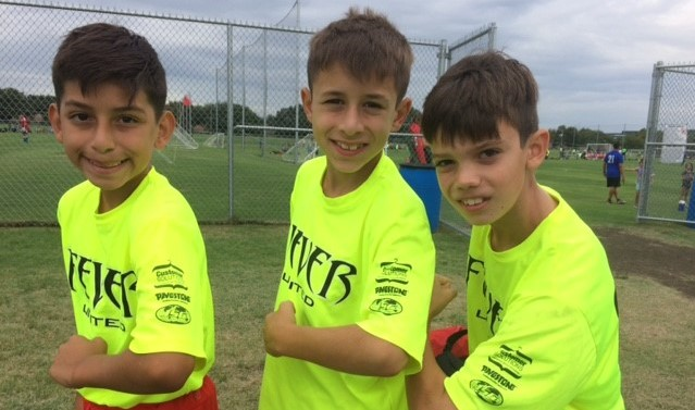 JSG Dallas Sponsors Fever United Soccer Team