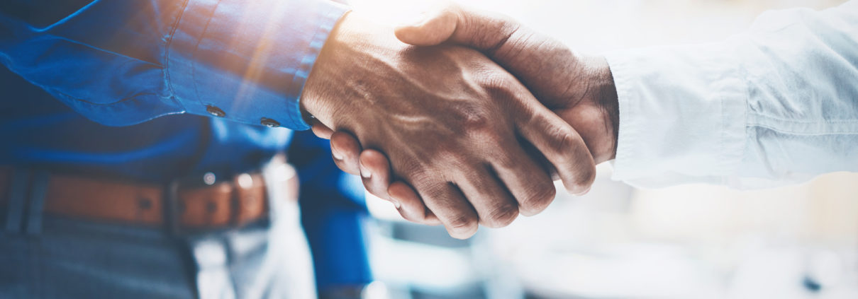 Why You Should Partner with a Recruiter for your next hire: From someone on the outside, Johnson Service Group, people, reach, hire, inspire, handshake, recruiting, hire, hiring,