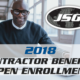 2018 CONTRACTOR BENEFITS OPEN ENROLLMENT