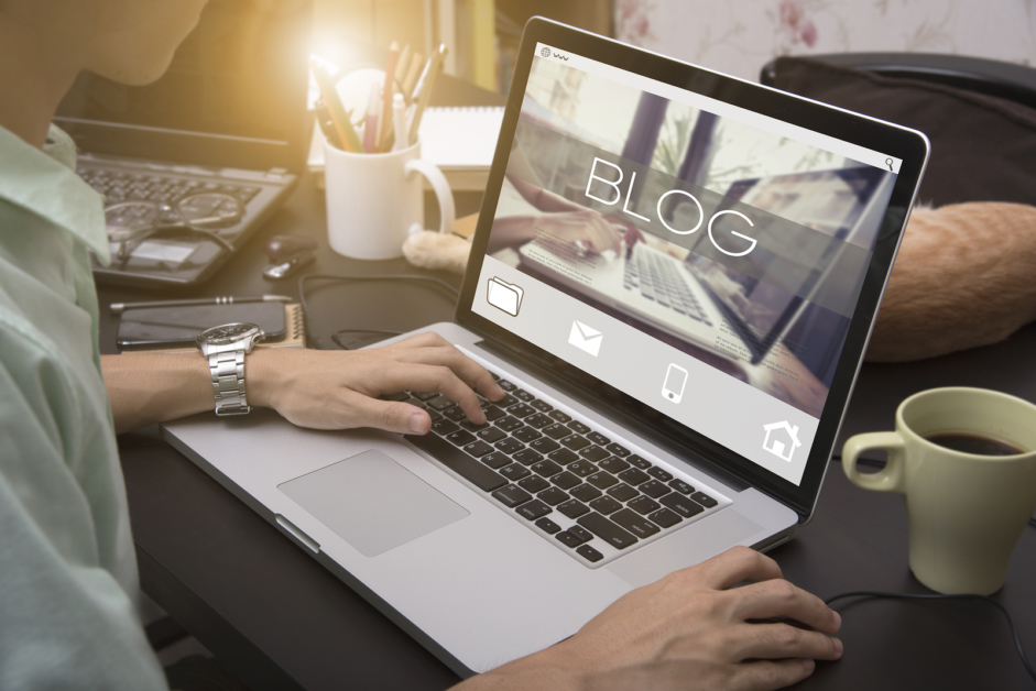 How blogging will help you get noticed by recruiters