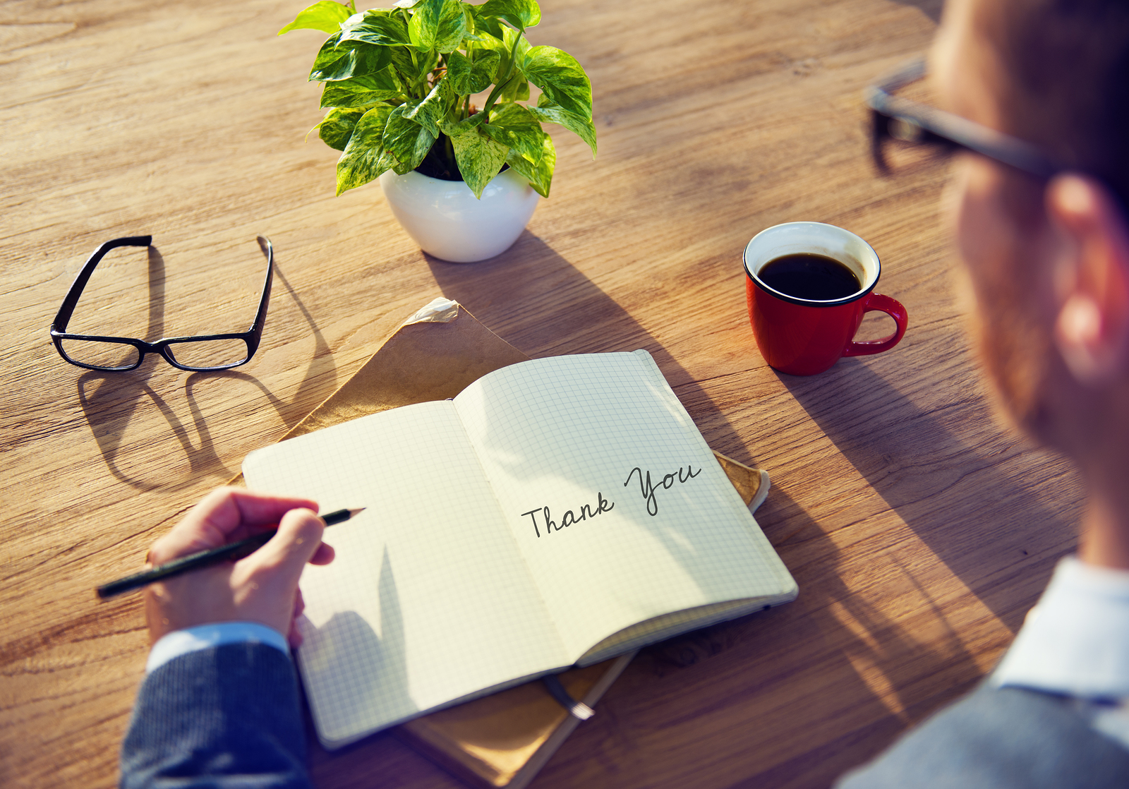 3 ways to show your gratitude at work this new year