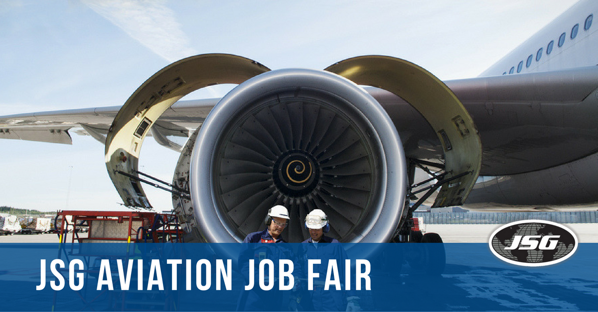 JSG Aviation Job Fair