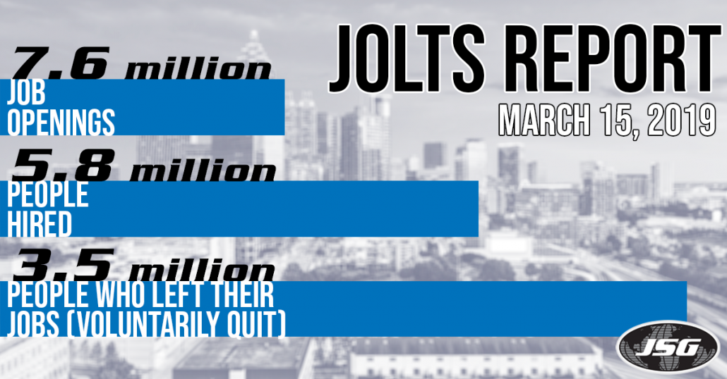 March JOLTS Report