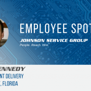 JSG, employee spotlight, Jason Kennedy