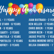 October Anniversaries