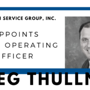 JSG Appoints Greg Thullner Chief Operating Officer