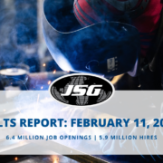 February JOLTS Report