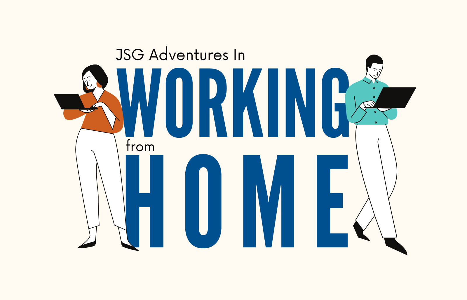 JSG Adventures In Working From Home | Johnson Service Group