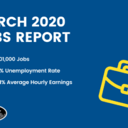 March 2020 Jobs Report