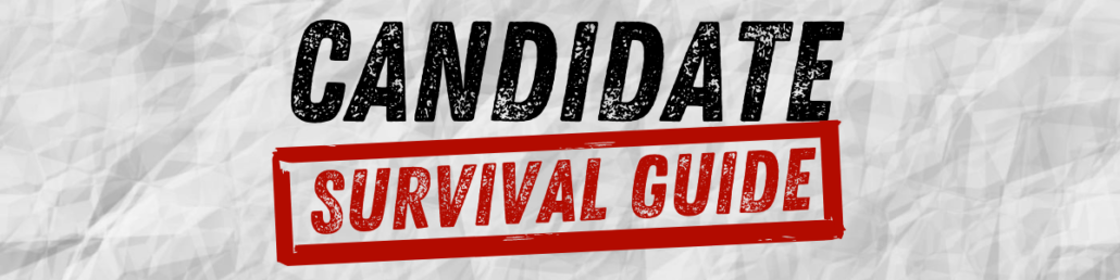 Candidate Survival Guide 2