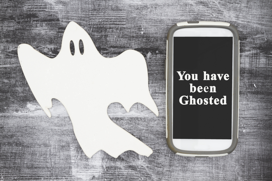 How To Handle Being Ghosted During Your Job Search