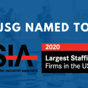 SIA Largest Staffing Firms U.S.