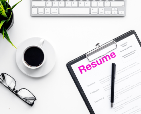 3 Things To Add To Your 2020 Resume