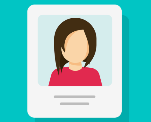 Having Your Picture on A Resume Could Hurt Your Job Search