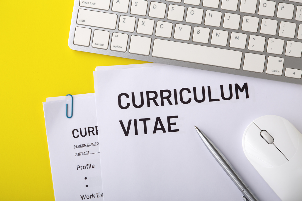 The Difference Between A Resume and Curriculum Vitae (CV)