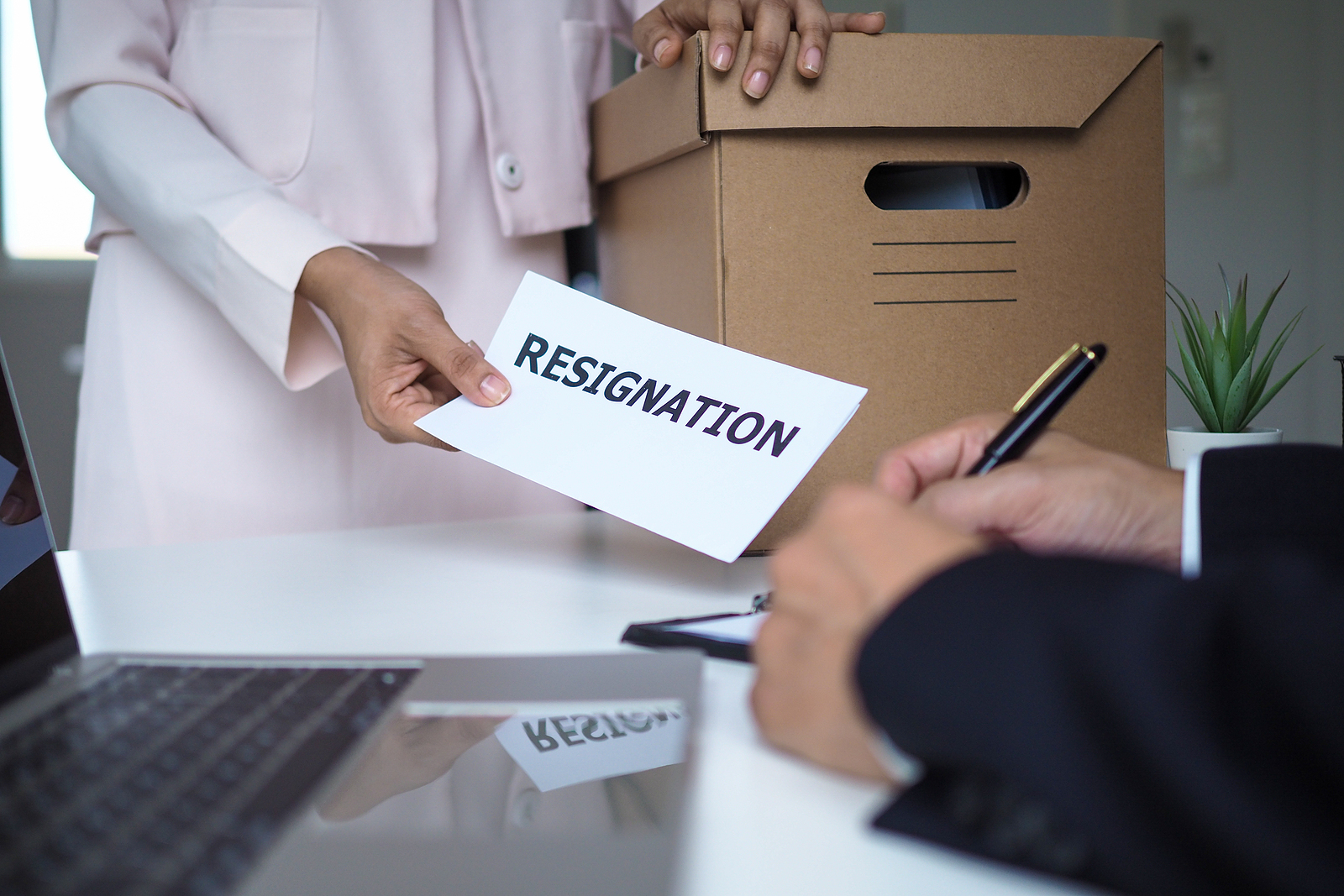 The Great Resignation: How to Resign from A Job