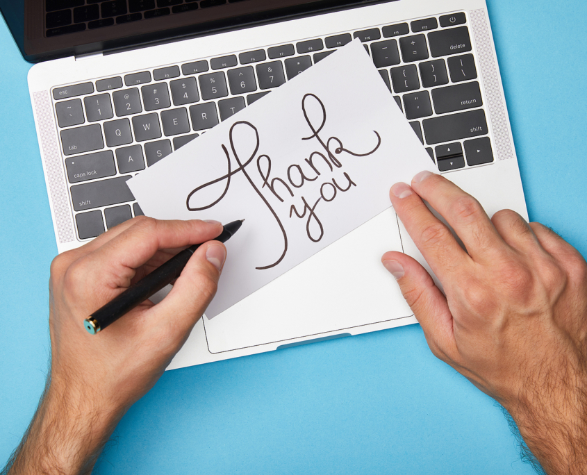 Should You Send A Post-Interview Thank-You Note