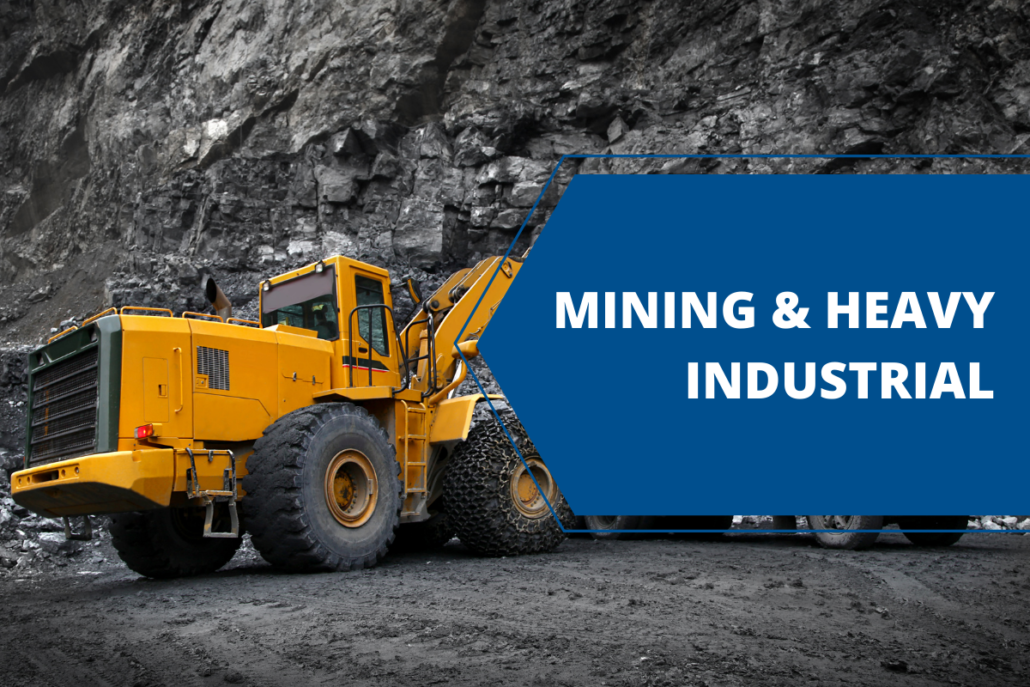 Mining and Heavy Industrial Staffing
