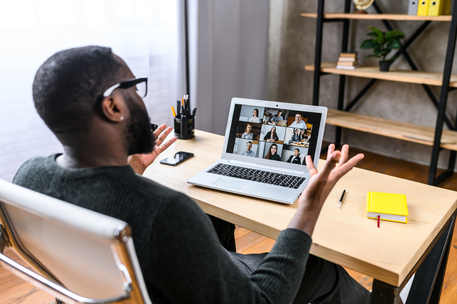 How to Stand Out to Your Employer While WFH