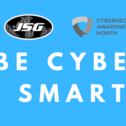 Cybersecurity Awareness Month at JSG